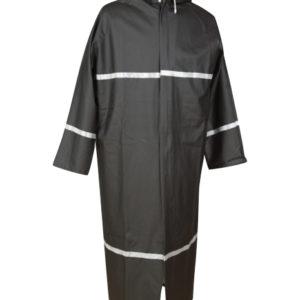 Battal Boy Reflektörlü Yağmurluk (2,5cm Reflektör)