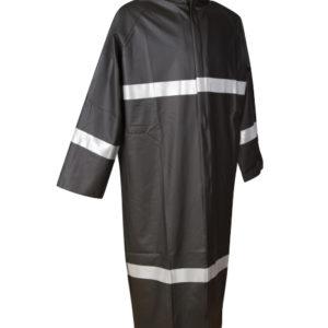 Battal Boy Reflektörlü Yağmurluk (5cm Reflektör)
