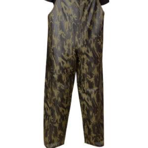 Kamuflaj Bahçıvan Pantolon