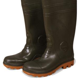 Çelik Burun Çelik Taban Çizme